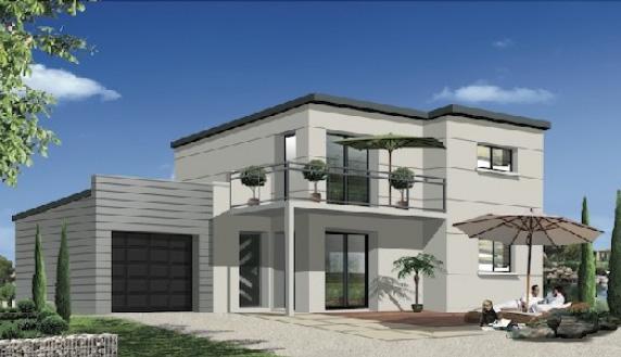 modele de toiture pour maison good voustes intresss par une maison toit plat exemples pour. Black Bedroom Furniture Sets. Home Design Ideas
