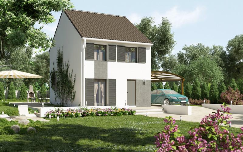 maison moderne orleans